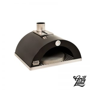 Forno para Churrasqueira Mini Peppe - BLACK EDITION