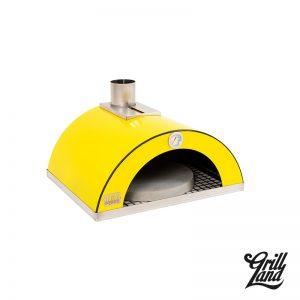 Forno para Churrasqueira Mini Peppe - Amarelo